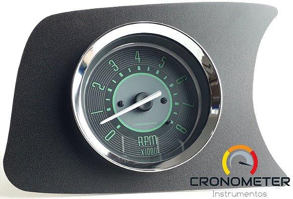 Painel Fusca L.E. Contagiro 85mm - Verde   Cronomac