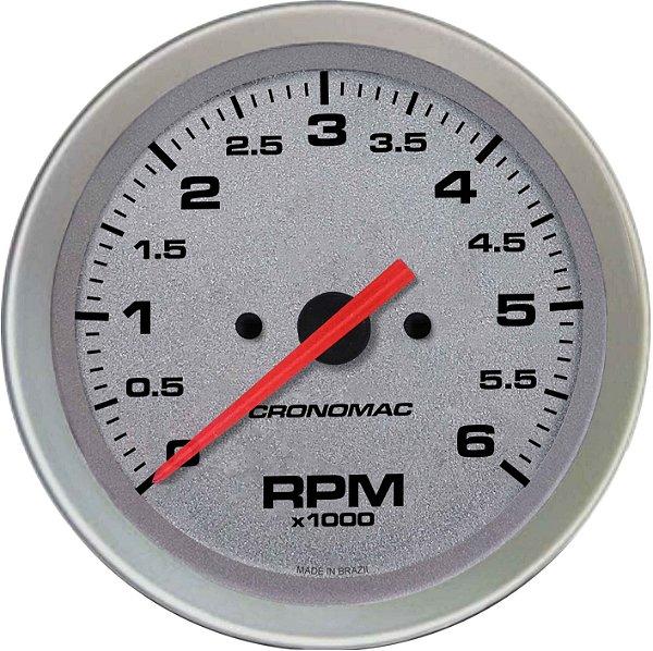 Contagiro 6000RPM ø85mm 2/4/6/8 Cil Racing | Cronomac