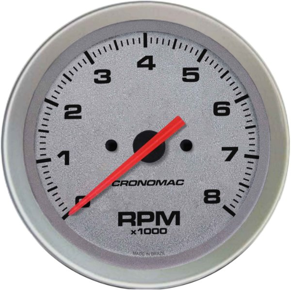 Contagiro 8000RPM ø85mm 2/4/6/8 Cil Racing | Cronomac