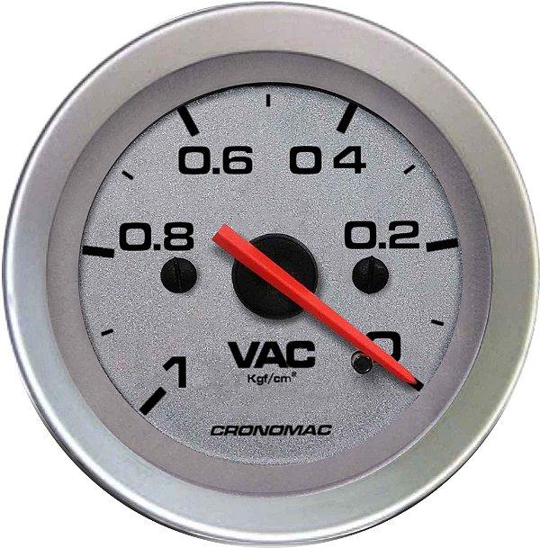 Vacuômetro Sem Faixa ø52mm Racing | Cronomac