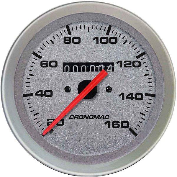 Velocímetro 160km/h ø100mm Racing   Cronomac