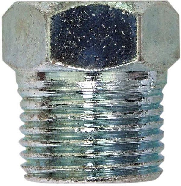 Adaptador Temperatura Agua Troller Motor Ford 3.0 e 3.2/ Maverick / V8 / F1000 - TAE3/8