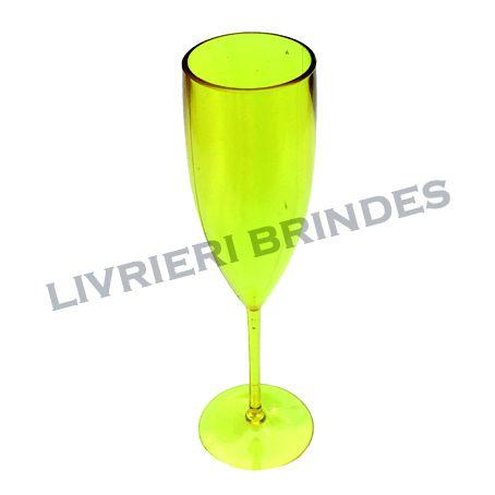 Taças de champanhe Diversas Cores - Peças