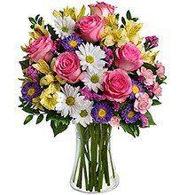 Luxuoso Mix de Flores Nobres