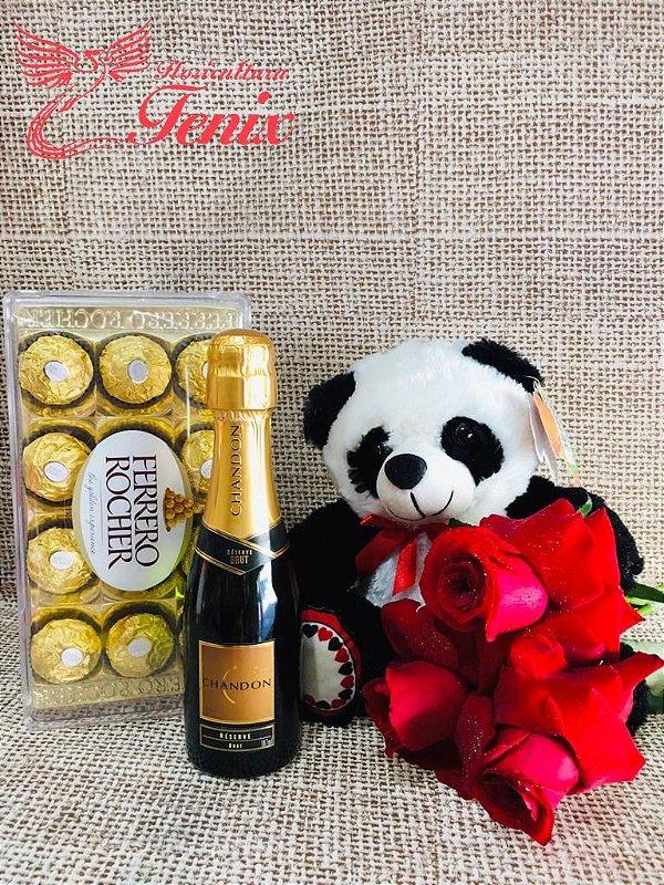 Kit mimo pra você com Panda