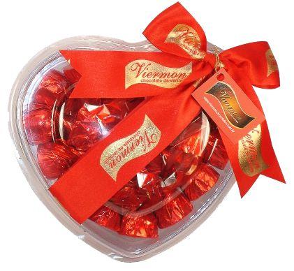 Coração de Chocolates