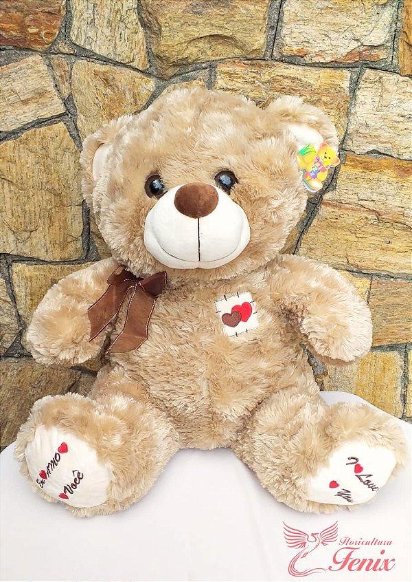 """Urso GG """"Eu Amo Você"""""""