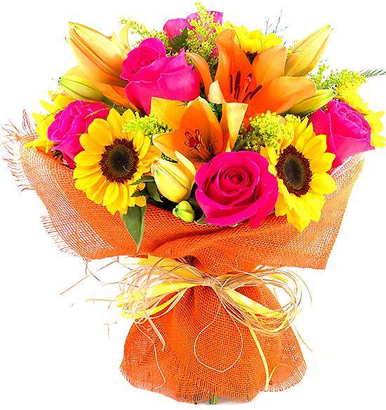 Luxuoso Buque Mix de Flores Encanto