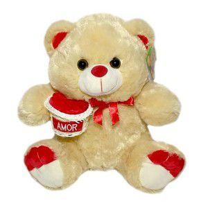 Ursinho Cesto de Amor