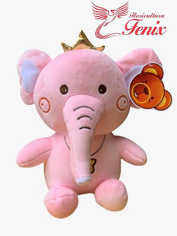 """Pelúcia elefanta """"Bila bilú"""""""