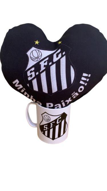 "Kit do ""Santos Futebol Clube"""