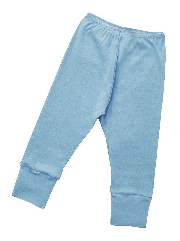 Calça Culote Avulsa-Azul