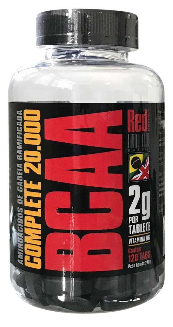 COMPLETE BCAA 20.000 120 TABS