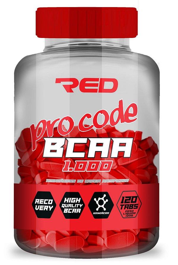 Pro Code BCAA 120 tabs