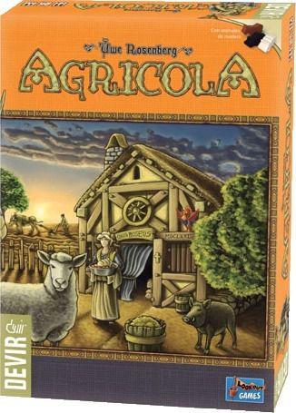 Agricola: Nova edição 2016