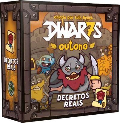 Dwar7s Outono: Decretos Reais