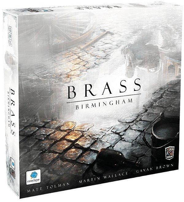 Brass: Birmingham (pré venda)