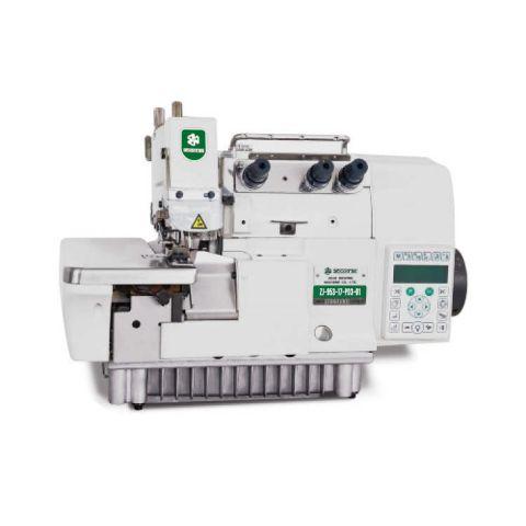 Maquina Overloque Eletrônica  com Motor Direct Drive Zoje ZJ-953-17-PD3-01- 220 V