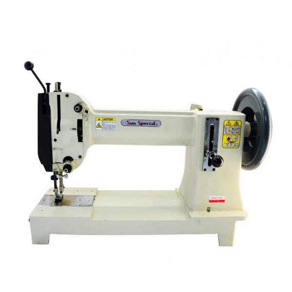 Máquina Costura Industrial Remendo Big Bag Sun Special SSGB-6800