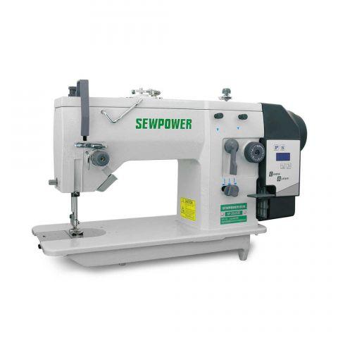 Maquina Ziguezague Semi-industrial  com Motor Direct Drive SP-20U53D SewPower - 220 V