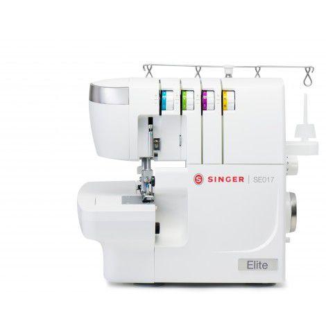 Máquina de Costura Overlock Singer SE017 - 110 v Lançamento