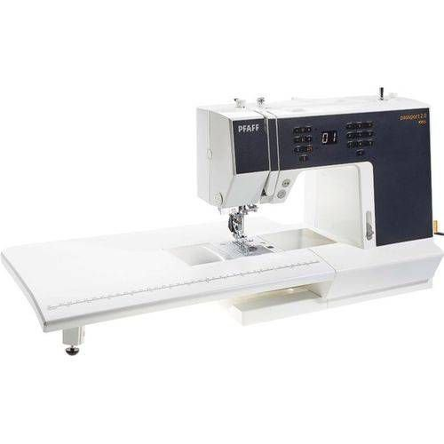 Máquina de Costura Eletrônica  PFAFF PASSPORT 2.0 AUTOVOLT + KIT DE LINHAS