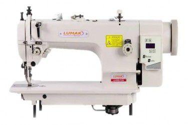 Maquina de Costura Reta Transporte Duplo Direct Drive Lumak 0303D - 220 VLTS