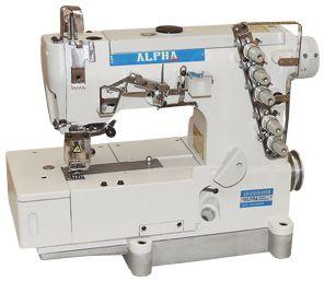 Máquina  Galoneira 3 Agulhas fechada Alpha  LH-31016-01CB - Direct Drive -220 V
