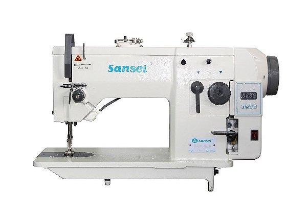 Maquina de Costura Sansei Zig Zag Semi Industrial  SA-G20U-123T-D DIRECT DRIVE