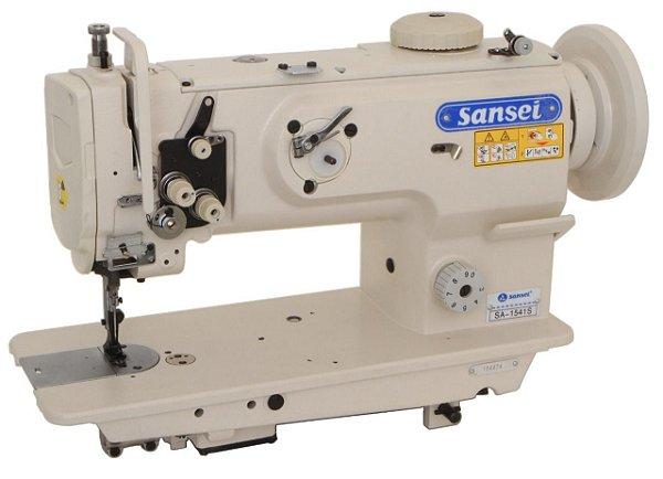 Maquina de Costura Transporte Triplo Sansei SA-1541S - Bivolt