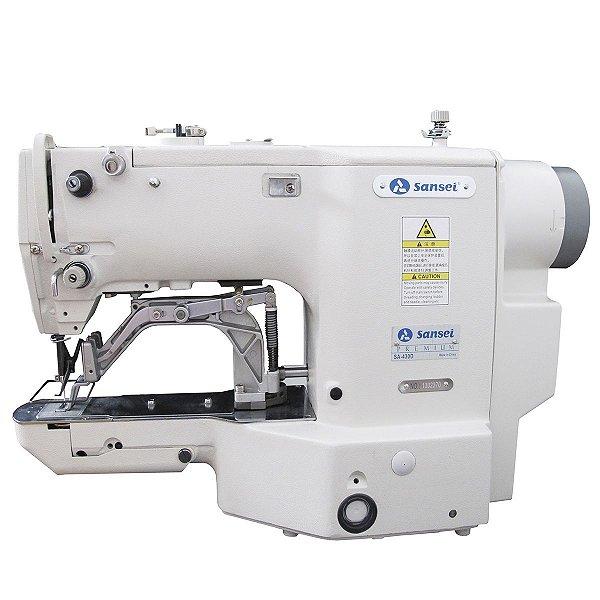Máquina de Costura Travete Sansei Direct Drive SA-430D-01- 220 v