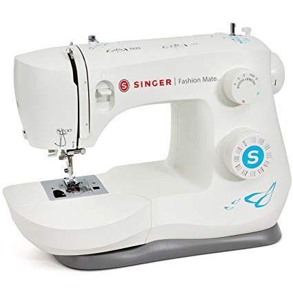 Máquina de Costura Singer Fashion Mate 3342 - 31 PONTOS FLEXIVEIS - 127 V