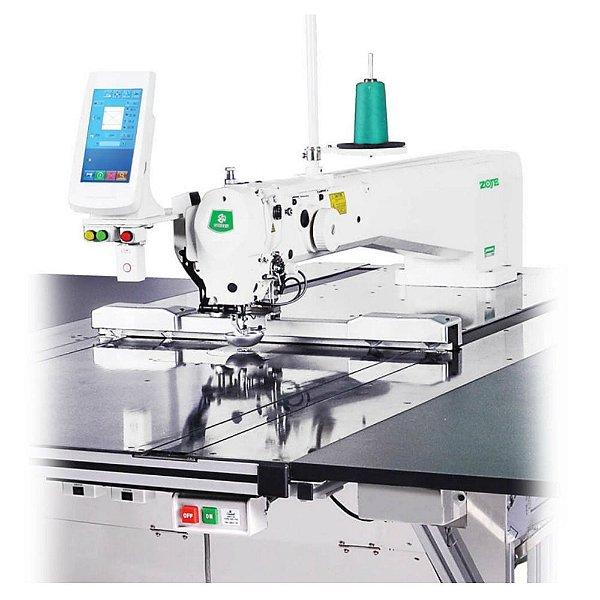 Maquina Filigrana Eletrônica ZOJE Campo 1700mm X 900mm Com Faca Rotativa ZJ-M5-S900H-RK - 220 v