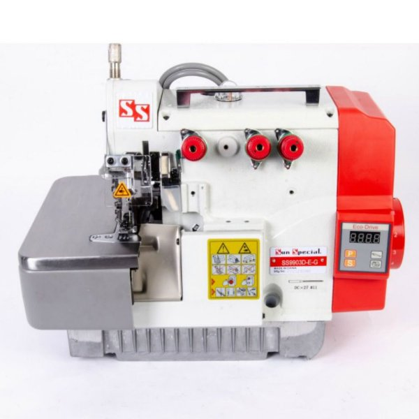 Máquina Costura Overloque Sunspecial Direct Drive SS9903D-E-G - 220 V