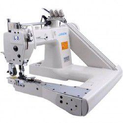 """Maquina Fechadeira de Braço 2 Agulhas para Camisa Direct Drive JK-T9270D-12-2PL (3/16"""") - 220V"""