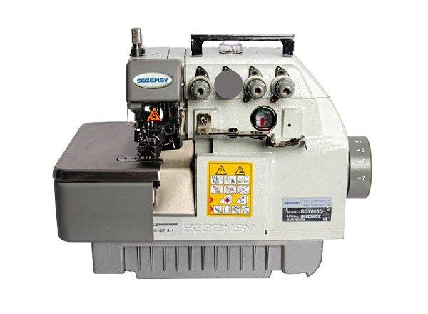 MAQUINA OVERLOQUE 3 FIOS DIRECT DRIVE SGEMSY SS798D - 220 V