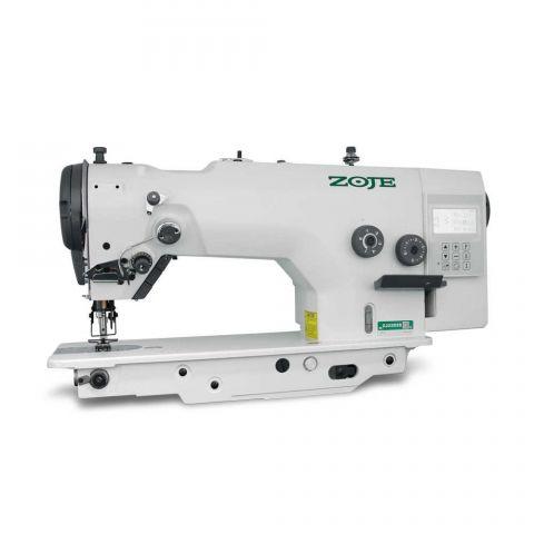 Maquina Ziguezague Eletrônica  com Control Box Acoplado ao Cabeçote Zoje ZJ-2293S - 220 V