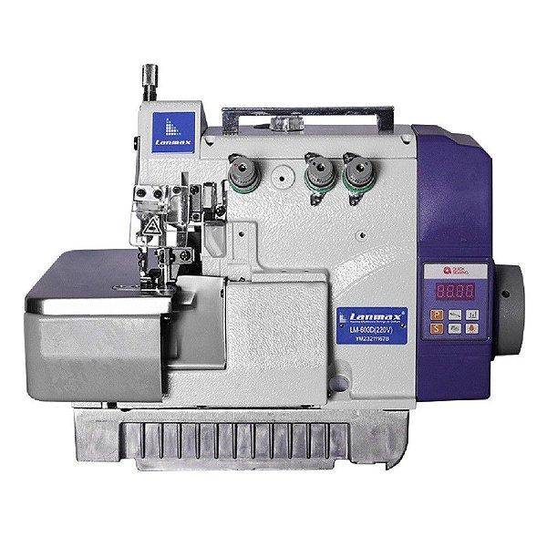 Máquina de Costura Overlock Direct Drive Lanmax LM603D - 220V OU 110V