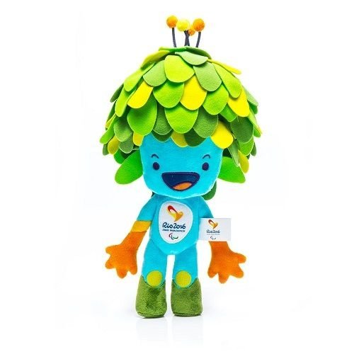 Mascote Tom Mascote Paralímpico 2016