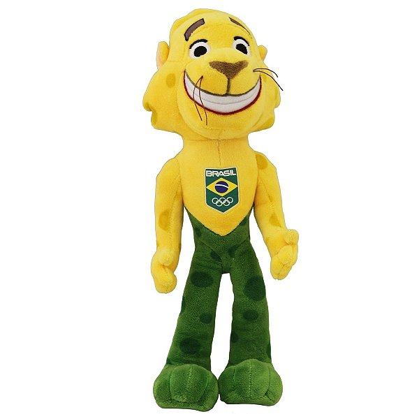 Mascote Ginga Mascote Time Brasil