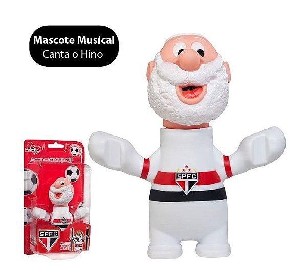 Mascote São Paulo Musical