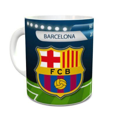 Caneca Chapecoense X Barcelona 2017 Troféu Juan Gamper