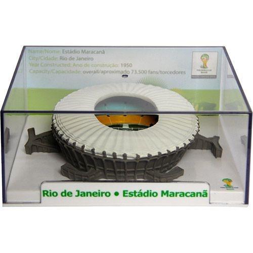 Miniatura do Estádio Maracanã Oficial FIFA