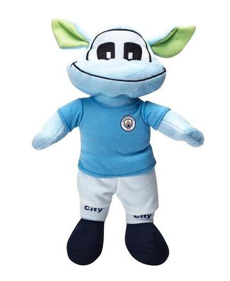 Mascote do Manchester City Moonchester