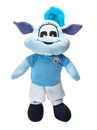 Mascote do Manchestet City Moonbeam