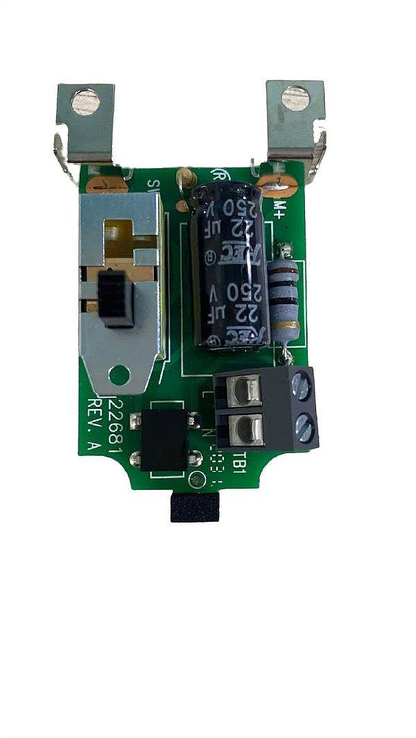 Placa (circuito) Máquina Tosa Andis AGC2/AGI 127V