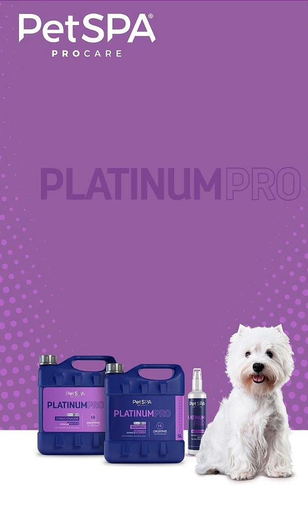 Linha PetSpa PlatinumPro