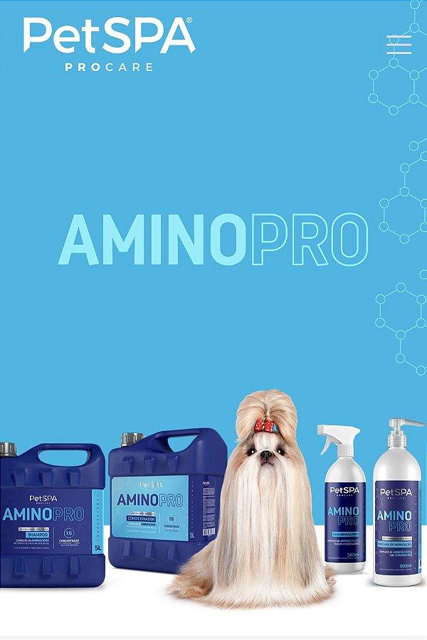 Linha PetSpa AminoPro