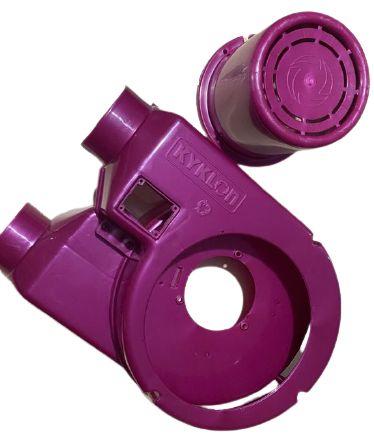 Carcaça Completa Secador 5/7000 Kyklon Rosa