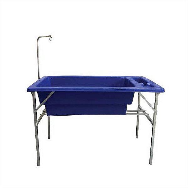 Banheira Petshop com Porta Shampoo 200L - Minag